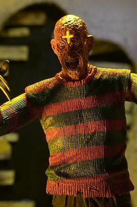 FREDDY KRUEGER Nightmare On Elm Street Part 3 Ultimate NECA