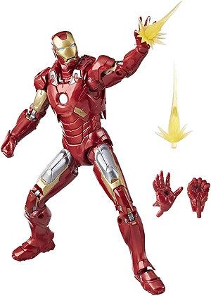 Iron Man Mark VII Marvel Studios The First Ten Years Marvel Legends