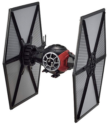 TIE FIGHTER First Order Special Forces Model Kit  1/72 Star Wars BANDAI