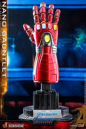 Nano Gauntlet 1:4 escala Accessories Collection Series,Avengers:Endgame HOT TOYS