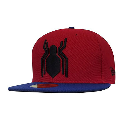 SPIDERMAN Homecoming Symbol 59Fifty Fitted 7 3/8 NEW ERA