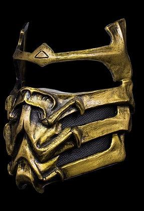SCORPION Mortal Kombat Prop Réplica 1/1 TRICK OR TREAT STUDIOS