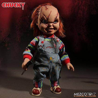 CHUCKY Child's Play Mega Scale Talking MEZCO TOYZ