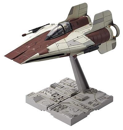 A-WING STARFIGTHTER Molde Kit 1/72 Star Wars BANDAI