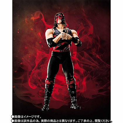 KANE WWE SH Figuarts BANDAI