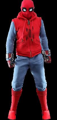 Spider-Man (Homemade Suit) 1:6 Hot Toys Movie Masterpiece Series