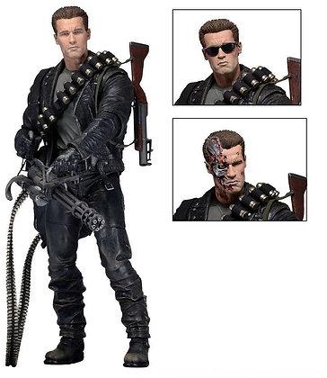 """T-800 Terminator 2 Ultimate 7"""" NECA"""