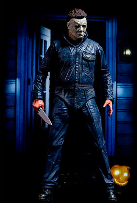 "MICHAEL MYERS Halloween Ultimate 7"" NECA"