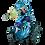 Thumbnail: SSGSS Vegito Event Exclusive Color Edition - Figuarts Zero