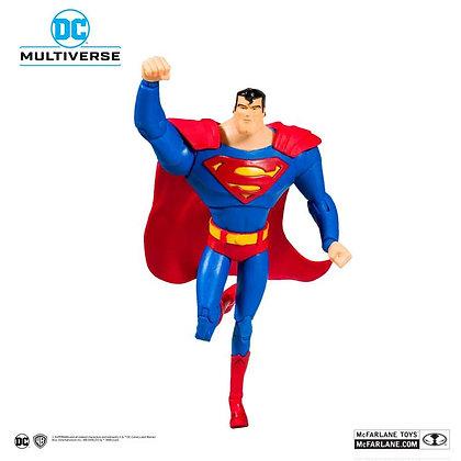 "SUPERMAN The Animated Series DC Multiverse Figura 7"" MCfarlane"