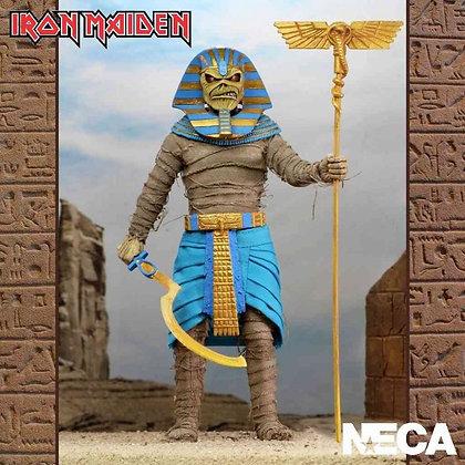 "Clothed Pharaon Eddy - Iron Maiden -  NECA 8"""