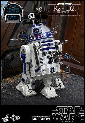 R2-D2 Deluxe Versión 1:6 Hot ToysMovie Masterpiece Series