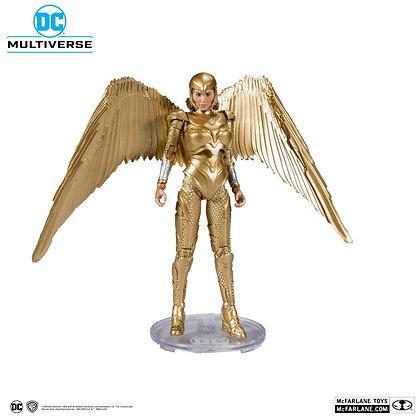 "Wonder Woman 1974 (Movie) - Golden Armor - 7"" MCFARLANE"