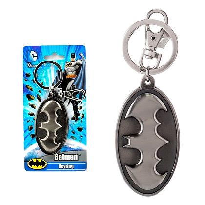 BATMAN Logo Llavero metálico MONOGRAM