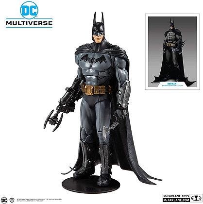 "Batman - DC Multiverse - Batman Arkham Asylum -  Mcfarlane 7"""