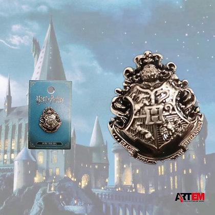 HOGWARTS Escudo pin lapel Harry Potter MONOGRAM