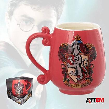 GRYFFINDOR Mug cerámico Harry Potter MONOGRAM