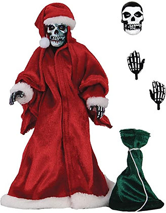 MISFITS - Holiday Fiend - Clothed Action Figure 8″ NECA