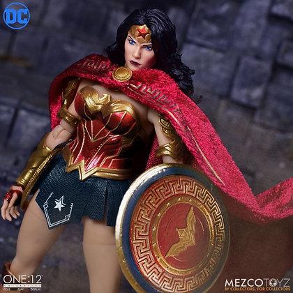 """Wonder Woman - DC  - 6"""" One:12 Collective MEZCO TOYZ"""