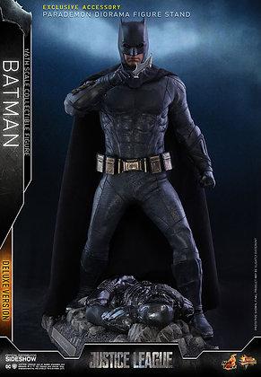 Batman Deluxe 1:6  Hot ToysJustice League - Movie Masterpiece