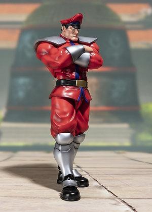 M BISON Street Fighter SHFiguarts BANDAI