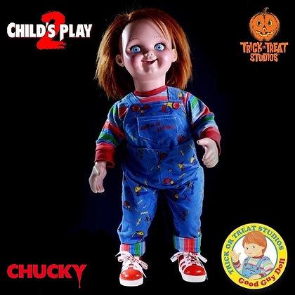 CHUCKY Child's Play 2 Good Guys Replica Doll Prop