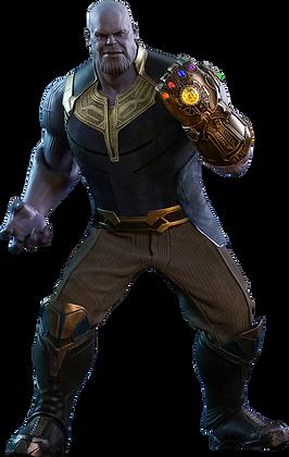 THANOS 1:6 Hot Toys Avengers: Infinity War - Movie Masterpiece