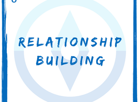 Welcome to Waypoint 6 - Relationship Building