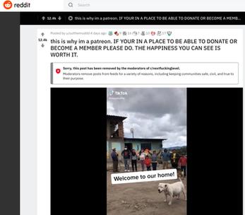 MurphsLife Featured on Reddit