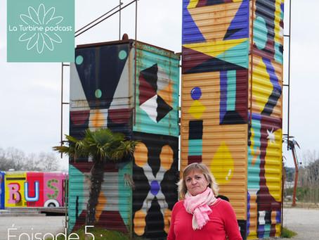 Utopies plurielles - le podcast de La Turbine #5- Fanny Broyelle
