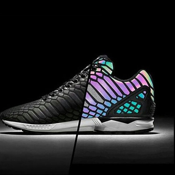 outlet store 0bfd0 48c4d Adidas ZX Flux Xeno for Men GLOWING IN THE DARK | sneakers