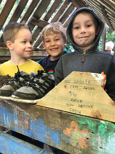 Mud cafe review!