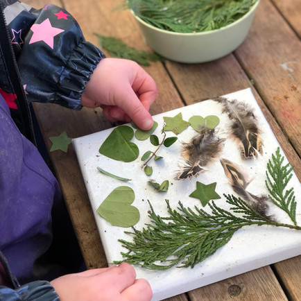 Benefits of Loose Parts Play