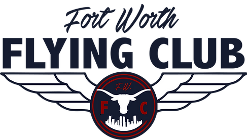 Fort Worth Flying Club Logo