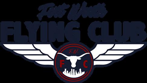 Fort Worth Flying Club Logo
