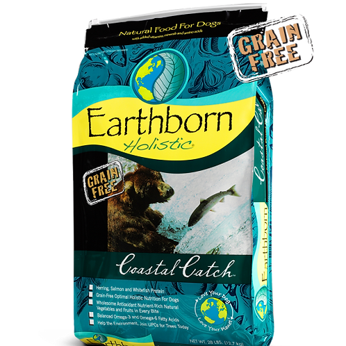 Earthborn Coastal Catch 28 lbs.
