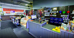 store check out and wags