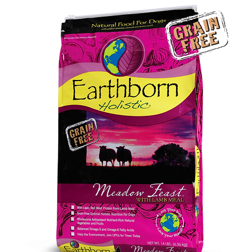 Earthborn Meadow Feast 28 lbs.