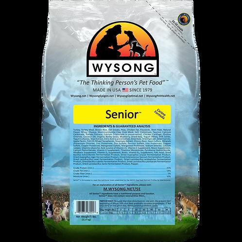 Wysong Senior Case (4) 5 lb bags