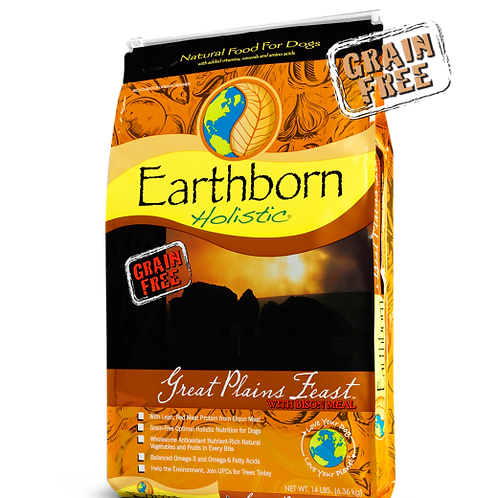 Earthborn Great Plains Feast 28 lbs.