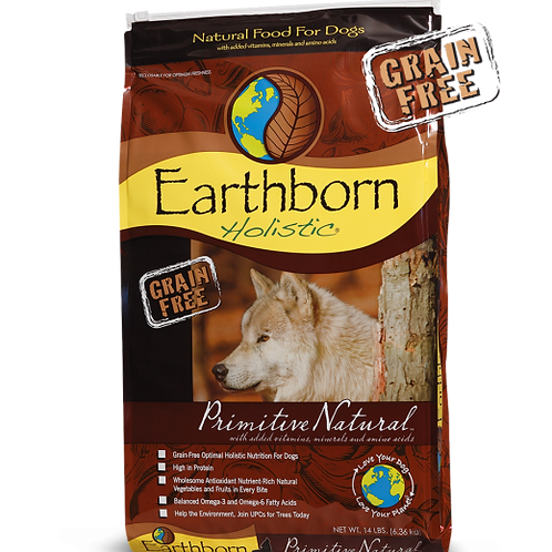 Earthborn Primitive Natural 28 lbs.