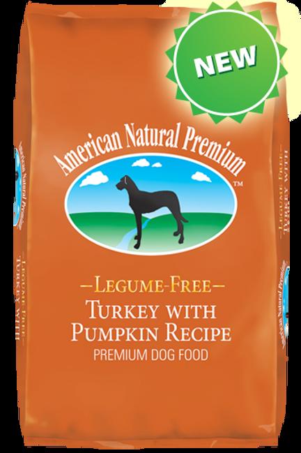 ANP Turkey w/ Pumpkin Legume Free 33 lbs.