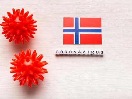 В Норвегии обнаружили новую разновидность коронавируса