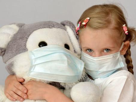 Длительное сохранение симптомов COVID-19 у детей