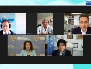 Телемедфорум– 2020: Президент НАЗВР отметил преимущества Электронного клинического фармаколога
