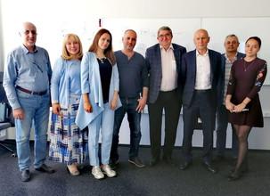 Представители АО «Соцмедика» встретились c руководством Национальной Ассоциации Заслуженных врачей