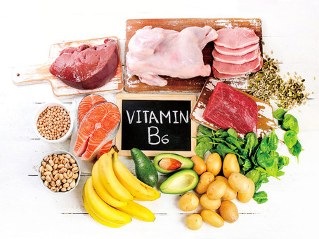 Влияние витамина В6 на течение COVID-19