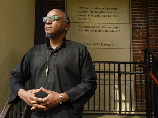 Reverend jeff obafemi carr, playwright