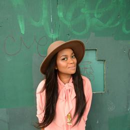Ruby Amanfu, singer-songwriter