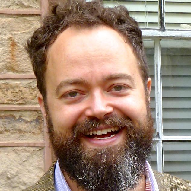Donovan McAbee, poet & minister